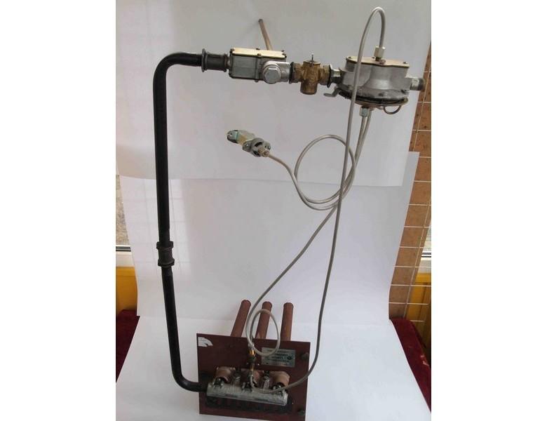 Схема пневматической автоматики апок-1.