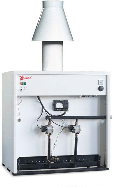 Котел стальной Рівнетерм 32-96 кВт